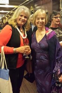 Debi Buchholz & Karen Pryor