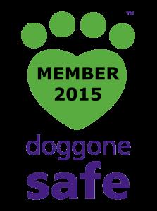Doggone Safe member logo 2015